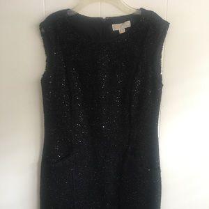 Michael Kors black party dress